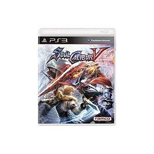 SoulCalibur V - Usado - PS3