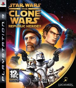 Star Wars The Clone Wars |USADO| - PS3