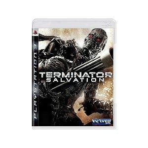 Terminator Salvation - Usado- PS3