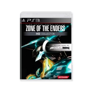 Zone of the Enders: HD Collection - Usado - PS3