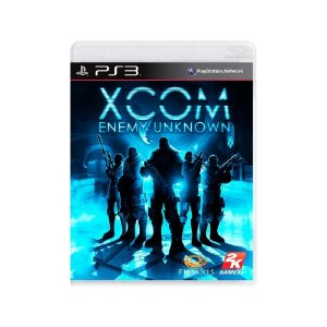 XCOM Enemy Unknown - Usado - PS3