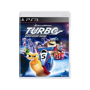 Turbo Super Stunt Squad - Usado - PS3