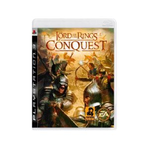 The Lord of the Rings: Conquest - Usado - PS3