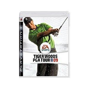Tiger Woods PGA Tour 09 - Usado - PS3