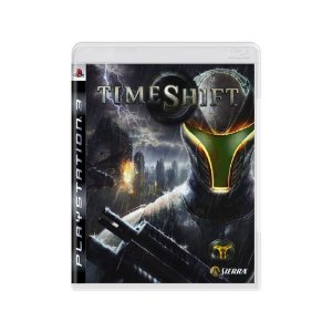 Time Shift - Usado -  PS3