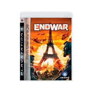 Tom Clancy's: EndWar - Usado - PS3