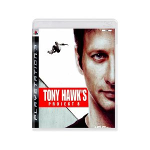 Tony Hawk's Project 8 - Usado - PS3