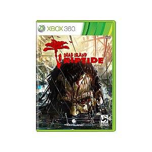 Dead Island Riptide - Usado - Xbox 360
