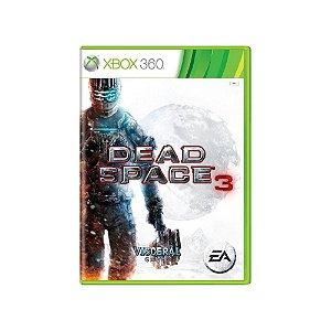 Dead Space 3 - Usado - Xbox 360