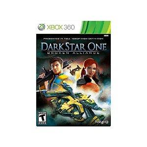 DarkStar One Broken Alliance - Usado - Xbox 360