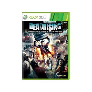Dead Rising - Usado - Xbox 360
