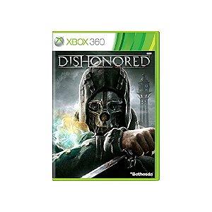 Dishonored - Usado - Xbox 360