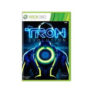 Tron Evolution - Usado - Xbox 360