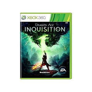 Dragon Age Inquisition - Usado - Xbox 360