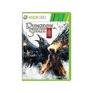 Dungeon Siege III - Usado - Xbox 360