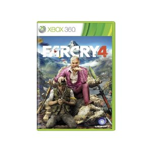 Far Cry 4 - Usado - Xbox 360