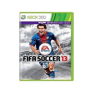 FIFA 13 - Usado - Xbox 360