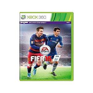 FIFA 16 - Usado - Xbox 360