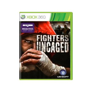 Fighters Uncaged - Usado - Xbox 360