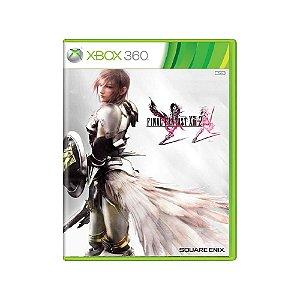Final Fantasy XIII-2 - Usado - Xbox 360