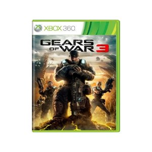Gears of War 3 - Usado - Xbox 360