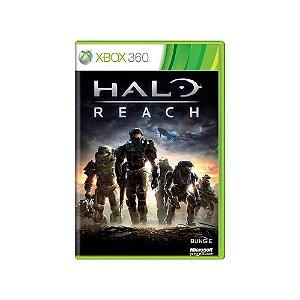 Jogo HALO Reach - |Usado| - Xbox 360