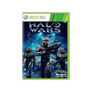 Halo Wars - Usado - Xbox 360