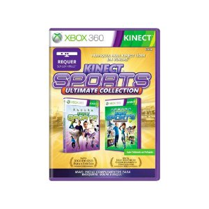 Kinect Sports Ultimate Collection - Usado - Xbox 360