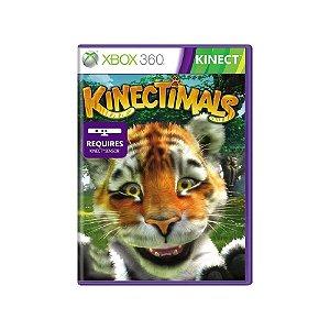 Kinectimals - Usado - Xbox 360