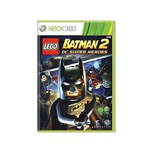 LEGO Batman 2: DC Super Heroes - Usado - Xbox 360