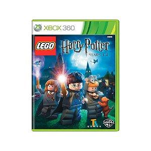 LEGO Harry Potter: Years 1-4 - Usado - Xbox 360