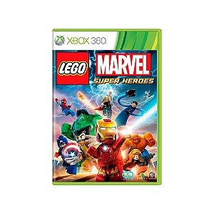 LEGO Marvel Super Heroes - Usado - Xbox 360