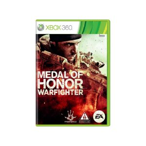 Medal of Honor: Warfighter - Usado - Xbox 360