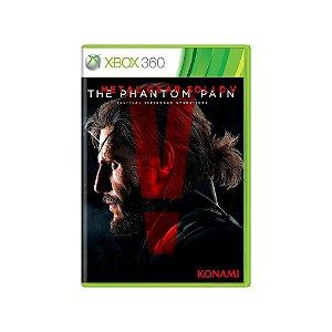 Metal Gear Solid V: The Phantom Pain - Usado - Xbox 360