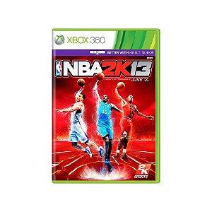NBA 2K13 - Usado - Xbox 360
