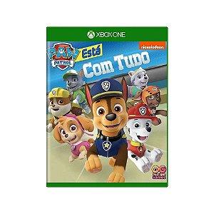 A Patrulha Canina: Está com Tudo - Xbox One