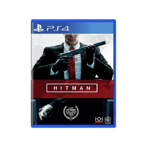 Jogo Hitman Definitive Edition - PS4