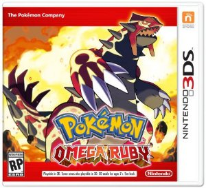 Pokémon Omega Ruby - |Usado| - 3DS