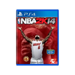 NBA 2K14 - Usado - PS4