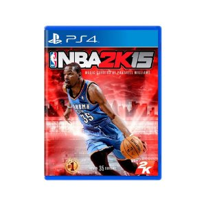 NBA 2K15 - Usado - PS4