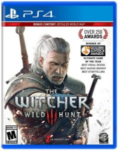 The Witcher 3 Wild Hunt - PS4