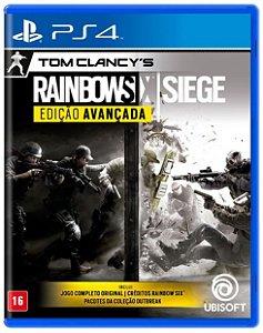 Tom Clancys Rainbow Six Siege Edição Avançada - PS4