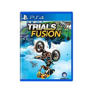 Trials Fusion - Usado - PS4