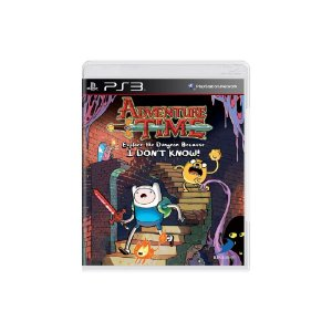 Adventure Time Explore the Dungeon - Usado - PS3