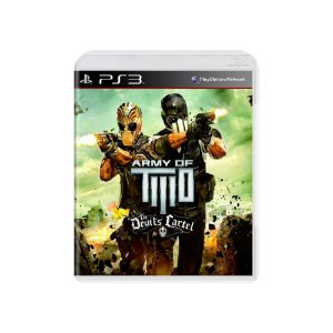 Army of Two: The Devil's Cartel - Usado - PS3