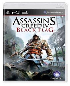 Assassins Creed IV Black Flag - |Usado| -- PS3