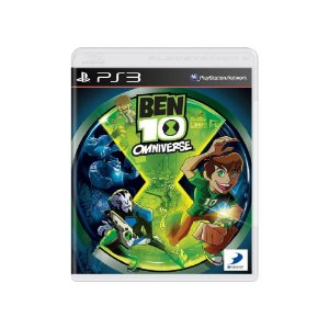 Ben 10 Omniverse - Usado - PS3