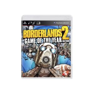 Borderlands 2 (Game of the Year Edition) - Usado - PS3