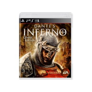 Dante's Inferno (Divine Edition) - Usado - PS3
