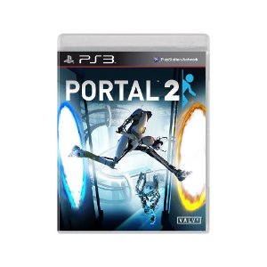 Portal 2 - Usado - PS3